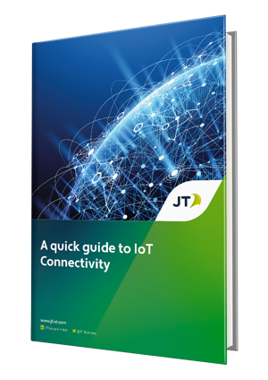 A quick guide to IoT Connectivity cover
