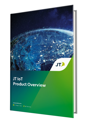 JT IoT Overview Cover